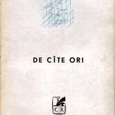 1973 De Cate Ori cover