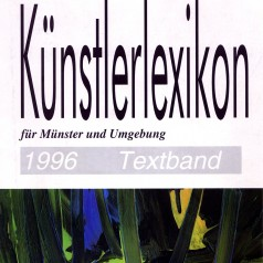1996 Künstlerlexikon cover